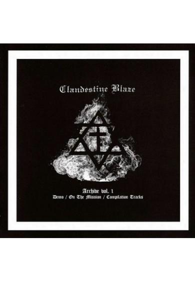 "CLANDESTINE BLAZE ""Archive vol 1"" CD"