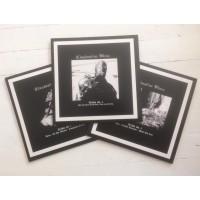"CLANDESTINE BLAZE ""Archive vol 1-3"" three LP bundle"