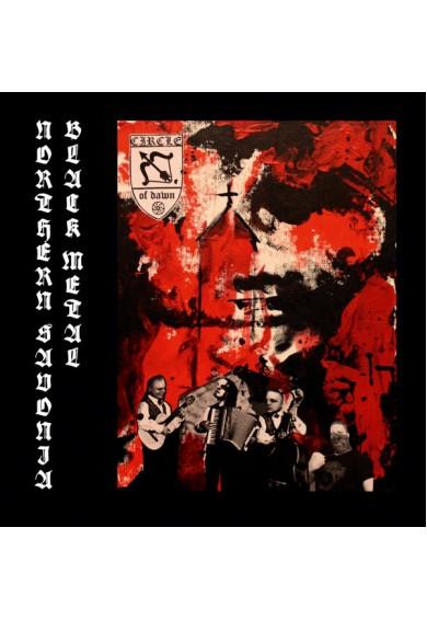 """CIRCLE OF DAWN """"Northern Savonian Black Metal"""" cd"""