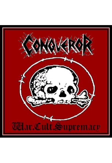 """Conqueror """"War.Cult.Supremacy"""" 2x LP"""