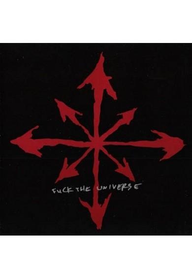 "CRAFT ""fuck the universe"" digipak CD"