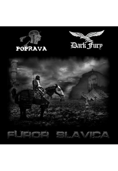 "Dark Fury / Poprava  ""Furor Slavica"" cd"