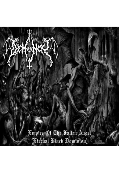 "DEMONCY ""Empire Of The Fallen Angel (Eternal Black Dominion)"" cd"