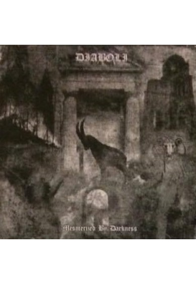 "DIABOLI ""Mesmerized by Darkness"" cd"
