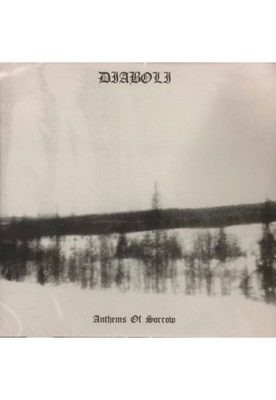 "DIABOLI ""Anthems Of Sorrow"" cd"