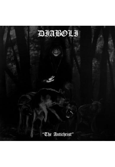 "DIABOLI ""The Antichrist"" digipak CD"
