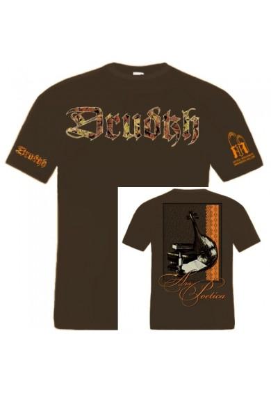 "DRUDKH ""asr poetia"" t-shirt XL"