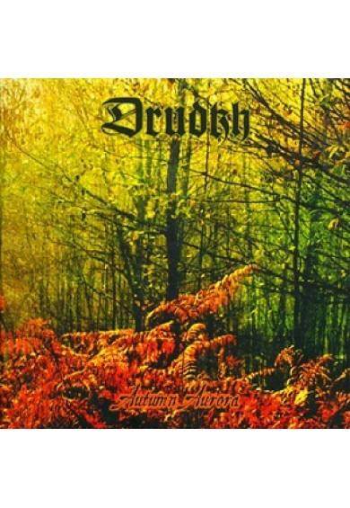 """DRUDKH """"Autumn Aurora"""" CD"""