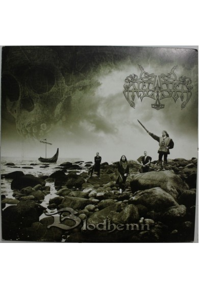 Enslaved ‎– Blodhemn -cd