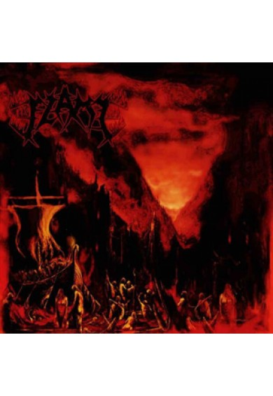 """FLAME """"march into firelands"""" LP"""