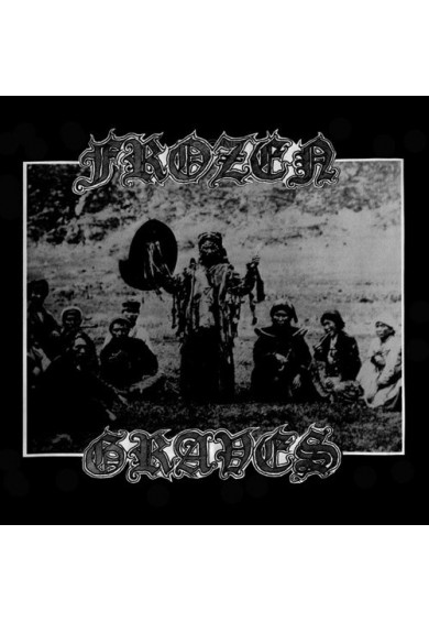 "Frozen Graves ‎""Frozen Graves"" cd"