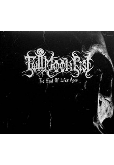 "Fullmoon Rise ‎""The End Of Life's Ages"" cd"
