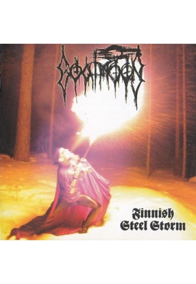 "GOATMOON ""Finnish Steel Storm"" cd"