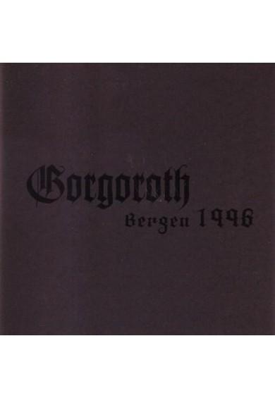 "Gorgoroth ""Bergen 1996"" mCD"