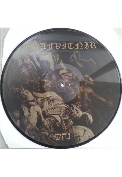 "Grafvitnir ""NâHásh"" pic LP"