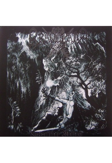 "GRAVELAND ""carpathian wolves"" LP"
