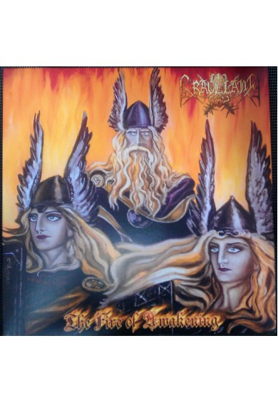 "GRAVELAND ""The Fire Awakening"" LP"