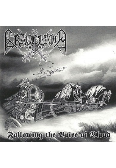 "GRAVELAND ""following the voice of blood"" 2xLP"