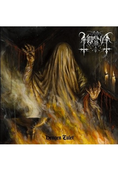 "HORNA ""Hengen Tulet"" CD"