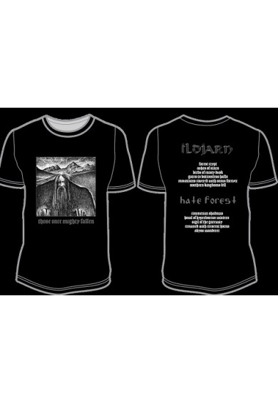 ILDJARN / HATE FOREST -t-shirt L