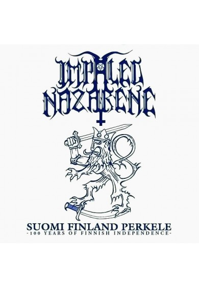 "IMPALED NAZARENE ""suomi finland perkele -100 years"" digipak cd"
