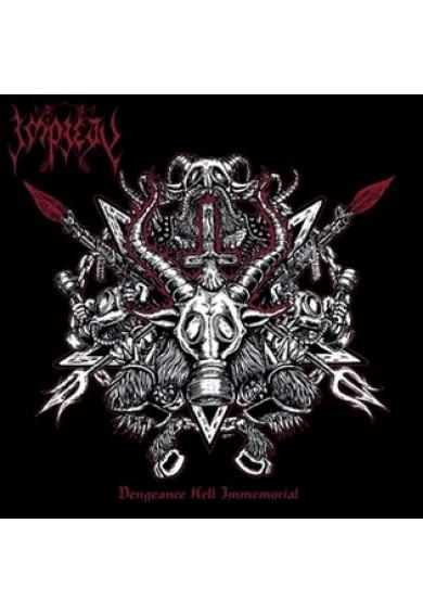 "Impiety ""Vengeance Hell Immemorial"" cd"