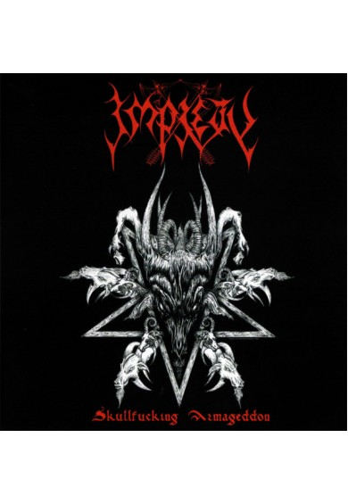 "IMPIETY ""skullfucking armageddon""-cd"