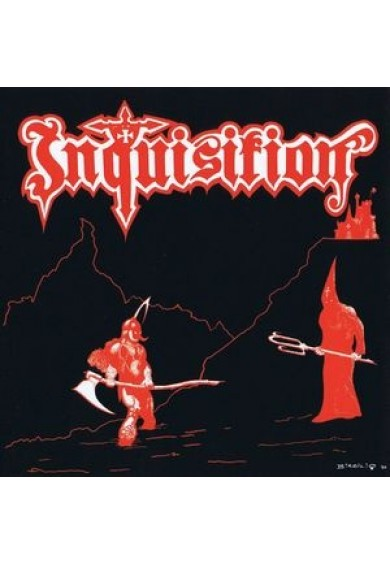 "INQUISITION ""Anxious Death / Forever Under"" 2xLP"