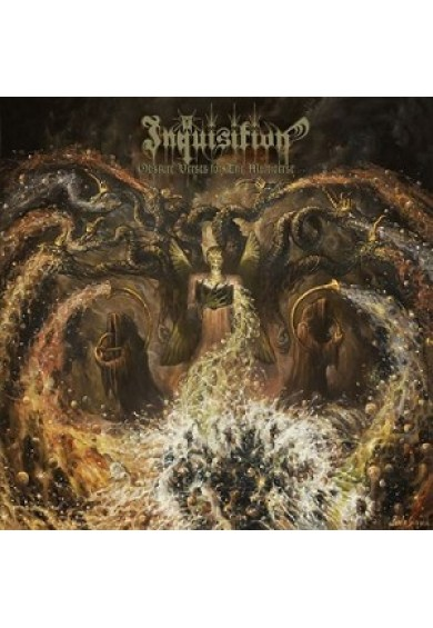 "INQUISITION ""Obscure Verses For The Multiverse"" 2xLP"