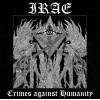 "IRAE ""Crimes against Humanity"" Digipak CD"