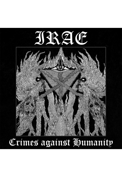 "Irae ""Crimes against Humanity"" LP"