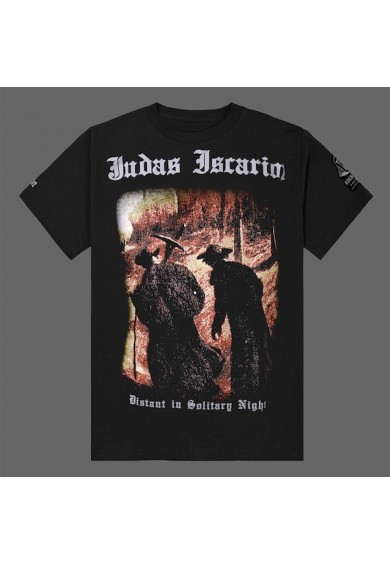 "JUDAS ISCARIOT ""Distant in solitary night"" t-shirt L"