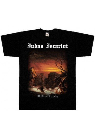 "JUDAS ISCARIOT ""of great eternity"" t-shirt M"