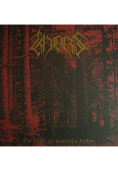 "KHORS ""The Flame Of Eternity's Decline"" LP"