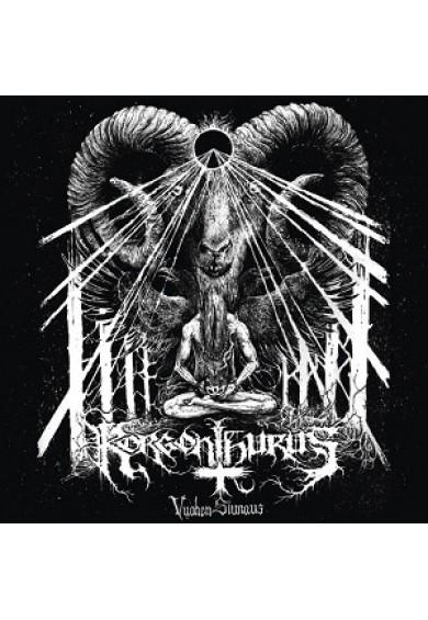 """KORGONTHURUS """"Vuohen Siunaus"""" LP"""