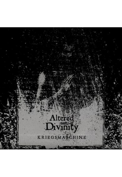 KRIEGSMASCHINE Altered States of Divinity cd