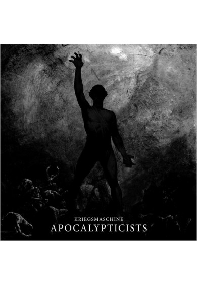 "Kriegsmaschine - ""Apocalypticists"" cd"