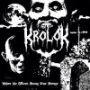 "Krolok ""When the Moon Sang our Songs"" CD"