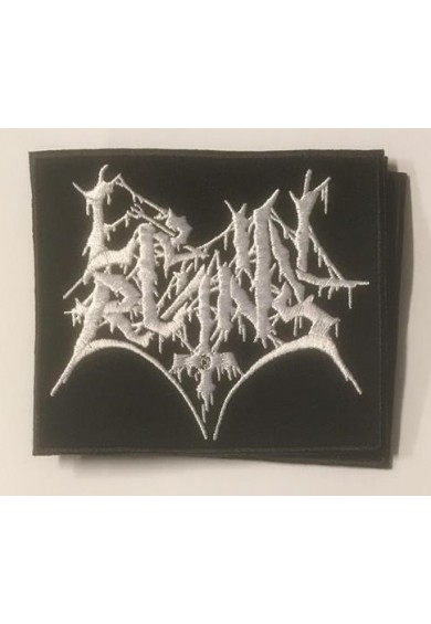 LIE IN RUINS logo patch