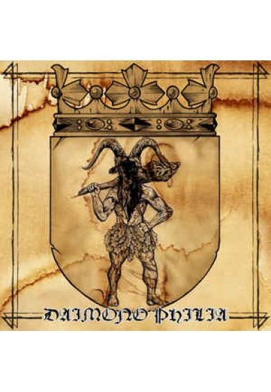 "Lord Of Pagathorn ‎""Daimono Philia"" cd"