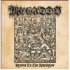"MEGIDDO ""The Heretic/ Hymns to the Apocalypse"" LP"