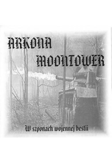 """MOONTOWER / ARKONA """"split"""" LP"""