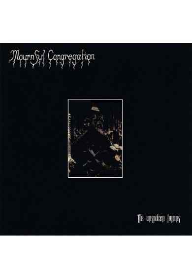 """MOURNFUL CONGREGATION """"THE UNSPOKEN HYMNS"""" CD"""