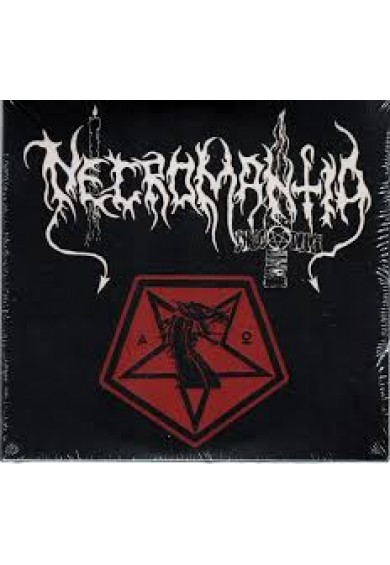 "NECROMANTIA ""Chthonic Years / Demo Collection"" 2x cd"