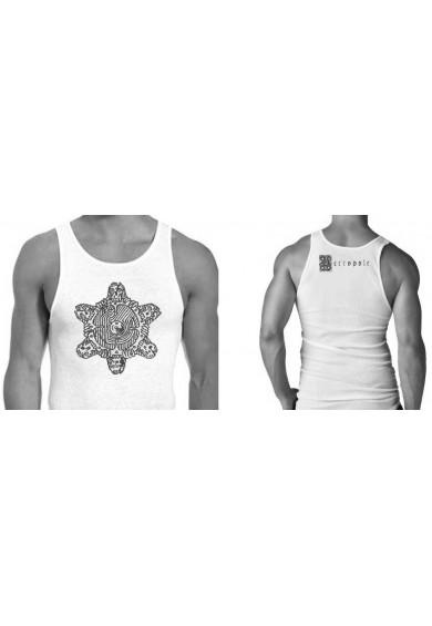 NECROPOLE sleeveless shirt XL