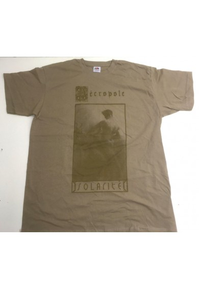 NECROPOLE Solarite t-shirt XL
