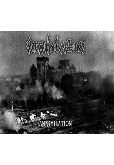 "ANNIHILATUS ""Annihilation"" digipak cd"