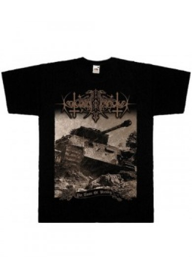 NOKTURNAL MORTUM - The Taste Of Victory  -t-shirt L