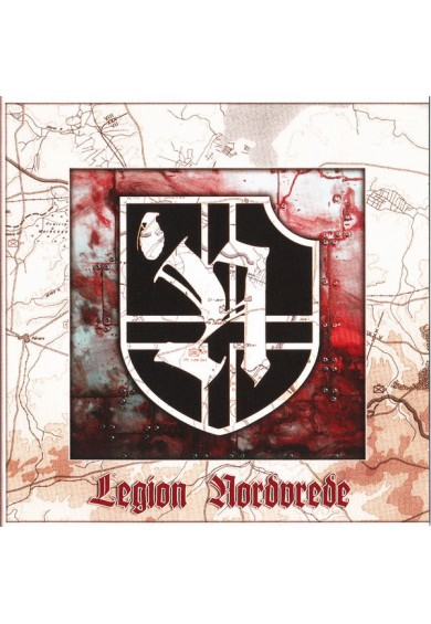 Nordvrede  – Legion Nordvrede cd