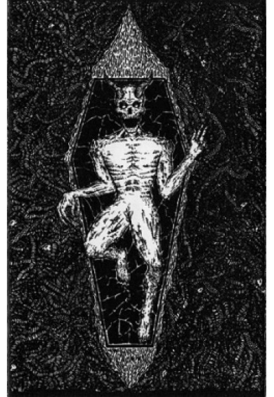"""Obscure Burial """"Epiphany"""" tape"""